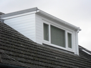 Photo - Dormer with fibreglass roof fitted as part of loft conversion to a property in St Annes