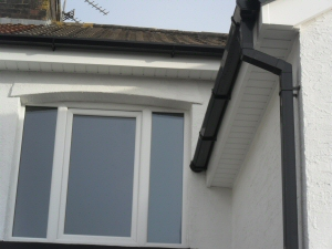 Photo - Double glazing, fascias, soffits and guttering installed to a house in Thornton Cleveleys